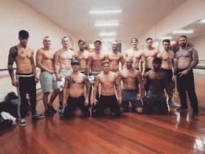 Magic Men - Topless Waiters & Strippers
