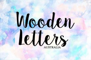 Wooden Letters <a href=
