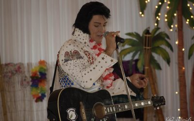 Elvis Entertainer Melbourne – Perfect Entertainer For Your Fundraising Events