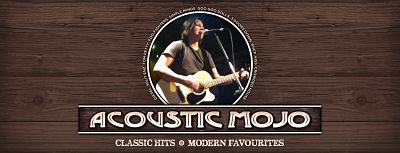 Acoustic Mojo – Solo Acoustic Covers. Live Music Performance Services.
